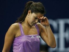 Ана Іванович відмовилась від wild card на турнірі в Монреалі
