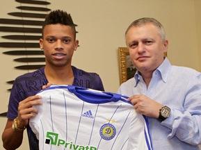 Бразилець Андре сьогодні прибуде до тренувального табору Динамо