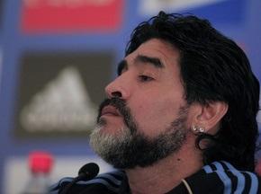 Марадоне предложили тренировать европейскую сборную