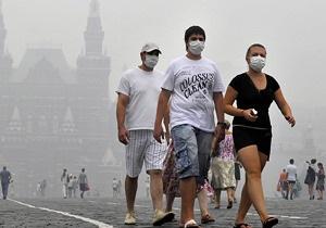 У Москві нарешті дощ, але спека триває