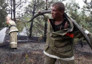 Пожежі коштуватимуть Росії 15 млрд доларів