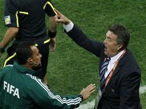 Антич может быть уволен с поста главного тренера сборной Сербии
