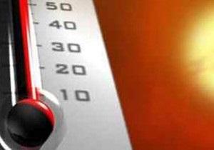 Українська служба Бі-бі-сі: В Україні зафіксовано рекорди температур