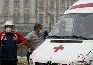 У Москві подвоїлася кількість смертей