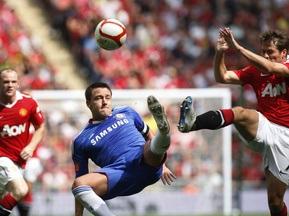 Фотогалерея: Дьявольская месть. МЮ побеждает Челси в битве за Суперкубок