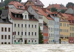 Руйнівна повінь у Центральній Європі