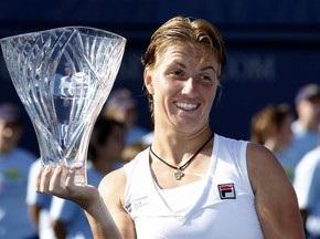 Кузнецова выиграла турнир в Сан-Диего