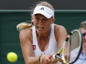 Каролин Возняцки выиграла турнир в Копенгагене
