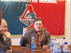 Николай Наумов: Трансфер Алиева - мое лучшее приобретение в Локомотиве