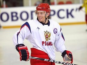 Питерский СКА подписал игрока НХЛ