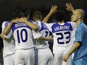 Ліга Чемпіонів: Визначився суперник Динамо в плей-офф