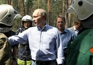 Блогер, що писав про пожежі: Путін  постібався