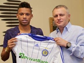 Киевский динамовец завоевал Кубок Бразилии