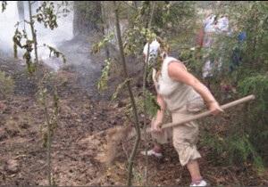 Українська служба Бі-бі-сі:  Коли довкола вогонь - то не роздумуєш