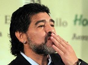 Преемник Марадоны будет назван в октябре
