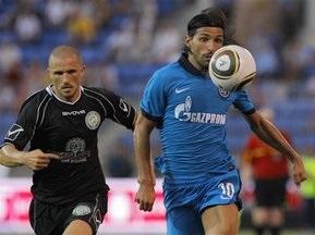 Лига Чемпионов: Зенит проходит Унирю, Фенербахче и Селтик вылетают