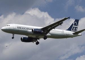 Крупнейшая мексиканская авиакомпания объявила о банкротстве
