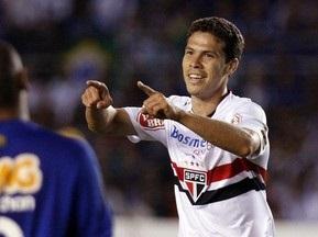 Лацио договорился о покупке полузащитника Сан-Паулу Эрнанеса