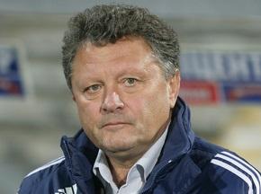 Маркевич просить перенести всі матчі Чемпіонату України на вечірній час