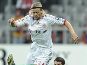 Тимощук: Сейчас я игрок Баварии и готовлюсь помочь этому клубу