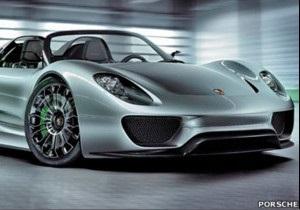 Porsche зважився на гібрид