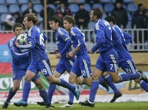 Рейтинг IFFHS: Динамо поднимается на 35 позиций