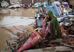 Пакистан долає наслідки найгіршої повені
