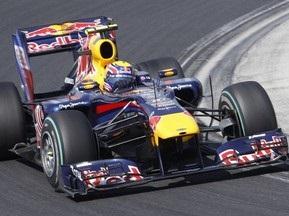 Веббер виграв Гран-прі Угорщини. Петров - п ятий