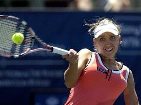 Стамбул WTA: Веснина вышла в полуфинал