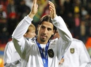 Хедіра переходить у Реал