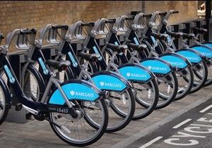 По Лондону - на прокатному велосипеді