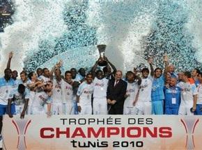 Марсель завоевал Суперкубок Франции