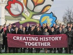 Квитки на Євро-2012 будуть іменними
