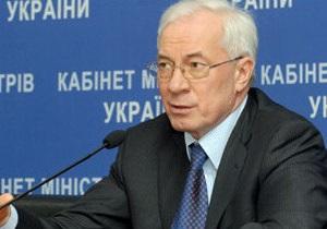 Азаров:тарифи таки піднімуть з 1 серпня