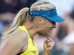 Стенфорд WTA: Шарапова стартує з перемоги