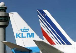 Прибыль Airfrance-KLM превысила 700 миллионов евро