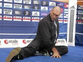 Валуєв: Відпочину від боксу після закінчення кар єри
