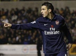 Арсенал відмовляється вести переговори щодо трансферу Сеска