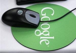 В 2009 году  российский Google заработал меньше, чем Яндекс