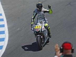 Moto GP: Хорхе Лоренсо побеждает на Гран-При США