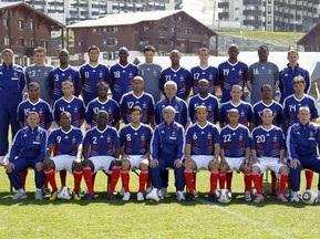 Федерація футболу Франції дискваліфікувала всіх футболістів, які брали участь в ЧМ-2010