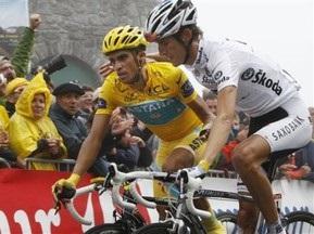 Шлек становится триумфатором 17-го этапа Тур де Франс