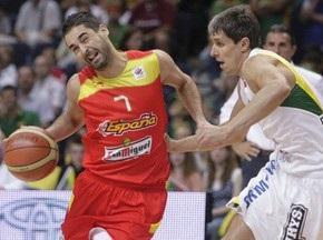 Капитаном сборной Испании по баскетболу стал Наварро