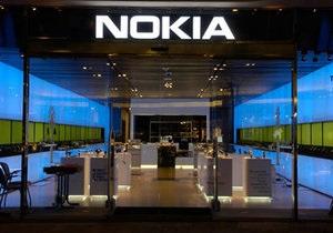 Прибыль Nokia упала за год на четверть