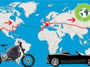 На территории Украины пройдут гонки на электромобилях