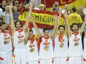 Испанцы назвали предварительный состав на Чемпионат мира по баскетболу
