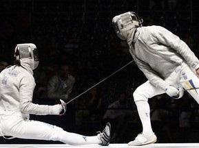 ЧЄ з фехтування: Дві українські команди вибувають з боротьби за медалі