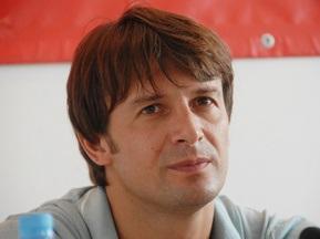 Александр Шовковский: Пока играть не могу
