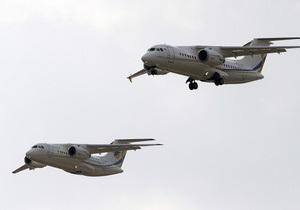 На Фарнборо-2010 Украину представит региональный реактивный самолет нового поколения