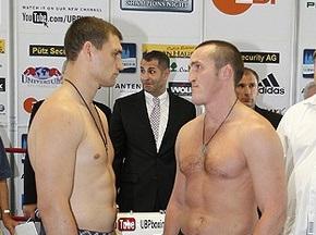 Лебедев нокаутировал Алексеева во втором раунде